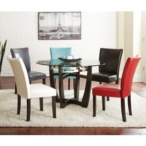 Ophelia Round Dining Room Set By Coaster Furniture