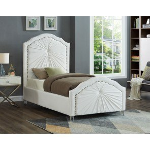 Sweetheart Panel Bed By Samuel Lawrence Furniture