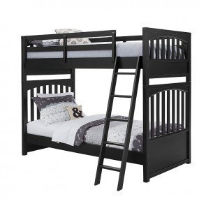 Nautia Twin Over Full Bunk Bed By Furniture Of America 1