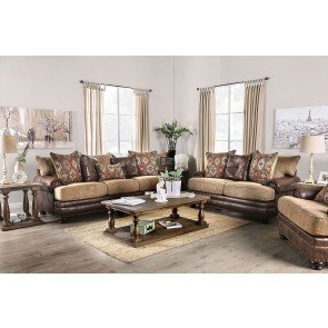 Gilmer Gunmetal Living Room Set By Signature Design By