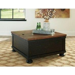 Dorset Rectangular Cocktail Table By Hammary Furniturepick