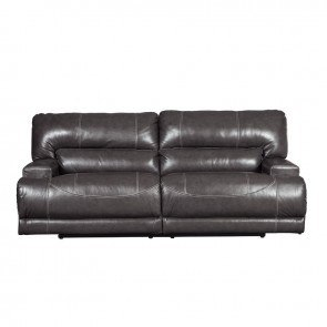 Mccaskill Gray Power Reclining Sofa By Signature Design By