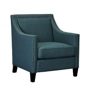 Modern Accent Chair Black By Coaster Furniture
