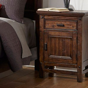 Alamadyre Three Drawer Nightstand By Signature Design By