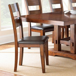 Stanton Dining Chair Gray Set Of 2 By Coaster