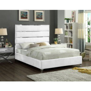 Jerary Light Gray Upholstered Bed By Signature Design By Ashley Furniturepick