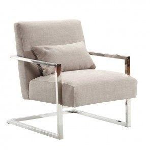 Tiger Print Accent Chair By Coaster Furniture Furniturepick
