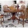 Farm House Oval Dining Table