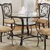 Jessica Dining Table by Crown Mark Furniture