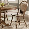 Carolina Crossing Windsor Side Chair (Set of 2) by Liberty Furniture