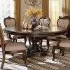 Bonaventure Park Round Dining Table by Homelegance