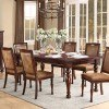 Cumberland Extension Dining Table by Homelegance