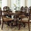 Deryn Park Rectangular Dining Table by Homelegance