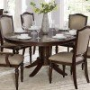 Marston Oval Dining Table by Homelegance