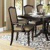 Marston Arm Chair (Set of 2) by Homelegance