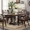 Keenan Pedestal Dining Table
