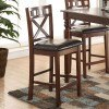 Weldon Counter Height Chair (Set of 2) by Acme Furniture