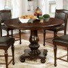 Alpena Counter Height Table by Furniture of America