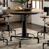Fran Adjustable Dining Table