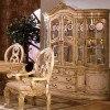 Tuscany II Buffet w/ Hutch (Antique White)