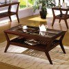 Virginia Beach Coffee Table by Furniture of America