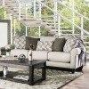 Asma Sofa by Furniture of America