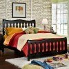 Weekends Panel Bed (Twin) by American Woodcrafters