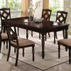 10338 Series Dining Table by Coaster Furniture