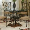 Allegro Round Dining Table by Cramco