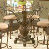 Pina Colada Counter Height Table by Largo Furniture