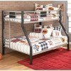 Dinsmore Twin/ Full Bunk Bed