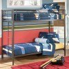Benjamin Twin/Twin Metal Bunk Bed by Signature Design by Ashley