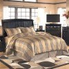 Harmony Sleigh Bed (Headboard Only, Queen/Full) by Signature Design by Ashley