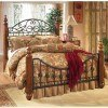 Wyatt Poster Bed (Queen) by Signature Design by Ashley