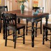 Cedar Heights Butterfly Leaf Counter Height Table by Signature Design by Ashley