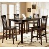 Hyland 5-Piece Counter Height Dinette