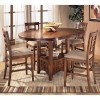Cross Island Counter Height Dining Room Set