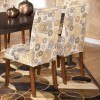 Vice Versa Side Chair (Set of 2) (Twinkle)