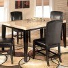 Naomi Rectangular Dining Table by Signature Design by Ashley