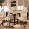 Naomi Dining Room Set with Twinkle Chairs