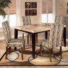 Naomi Dining Room Set with Atlantic Chairs