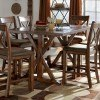 Waurika Counter Height Dining Table by Signature Design by Ashley