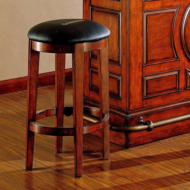 Kitchen Stools Malta: Guinness Backless Barstool (Set Of 2) By ECI Furniture, 1