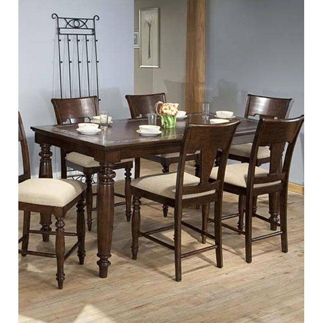 San Antonio Counter Height Dining Table ECI Furniture FurniturePick Simple Dining Room Furniture San Antonio
