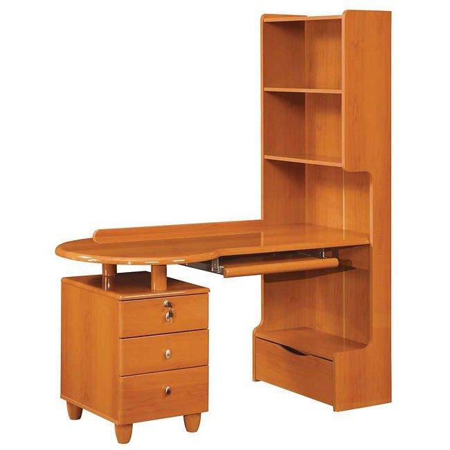 Emily Cherry Kids Study Desk By Global Furniture