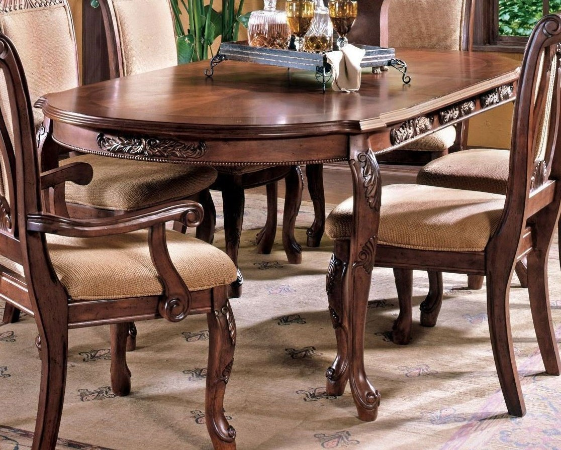 Harmony dining table cherry