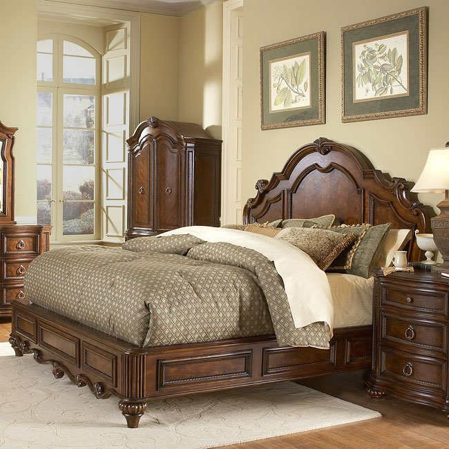 Prenzo Low Profile Bed Homelegance Furniturepick