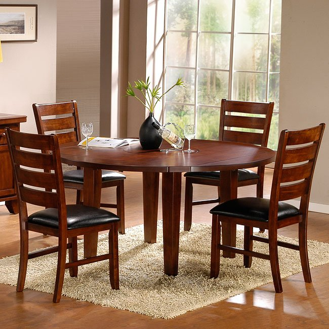 Ameillia Round/ Square Dining Room Set By Homelegance