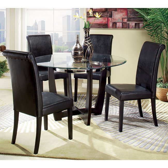 Casual Dining Room Sets: Sierra Casual Dining Room Set By Homelegance