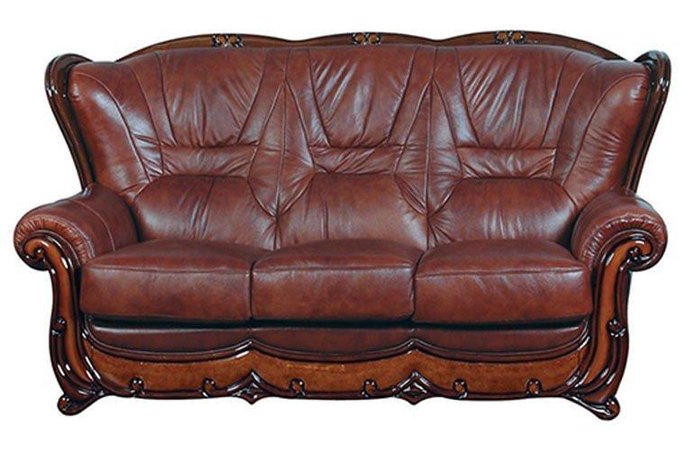 100 Leather Sofa
